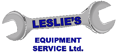 Leslie's Equipment Service transparent logo